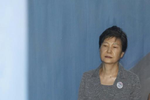 Corée du Sud: 30 ans de réclusion requis contre la présidente  déchue Park Geun-hye