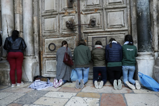 Israël suspend les actions ayant conduit les Eglises à fermer le Saint-Sépulcre