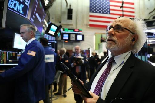 Wall Street recule, inquiète de l'optimisme de Jerome Powell