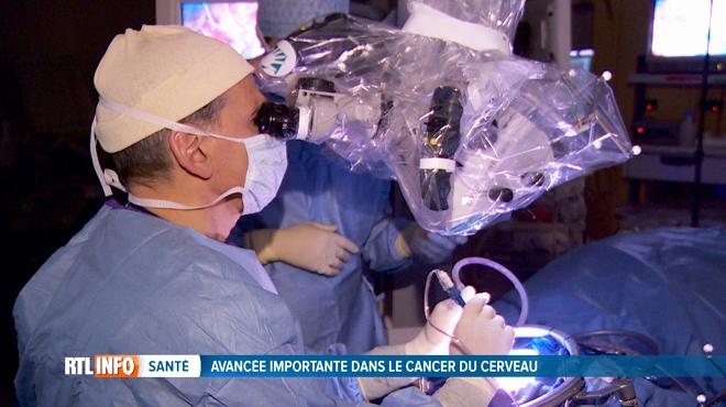 Des chercheurs de cliniques universitaires Saint-Luc sont parvenus à freiner le glioblastome, une tumeur au cerveau très agressive