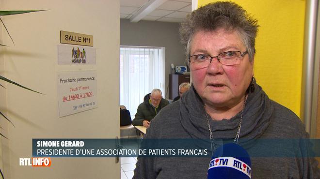 Les hôpitaux de Dinant et Godinne refusent d'avancer l'argent aux patients français: