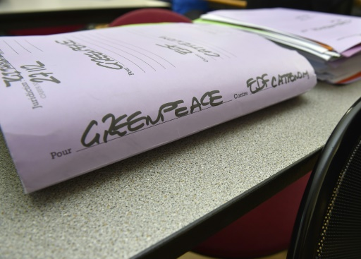 Intrusion à Cattenom: de la prison pour les militants de Greenpeace