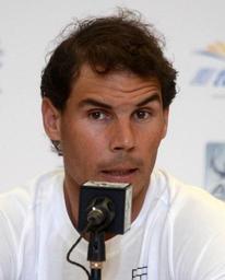 Rafael Nadal, blessé, déclare forfait pour le tournoi d'Acapulco