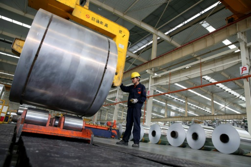 Feuilles d'aluminium chinoises: Washington confirme la taxation, Pékin proteste