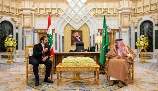 Saad Hariri reçu par le roi saoudien près de 4 mois après une crise