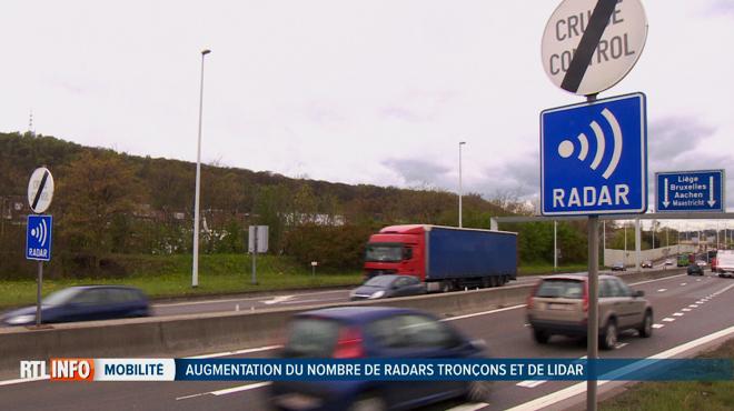 Hausse spectaculaire du nombre d'excès de vitesse sur nos autoroutes: quels sont les radars qui ont le plus flashé?