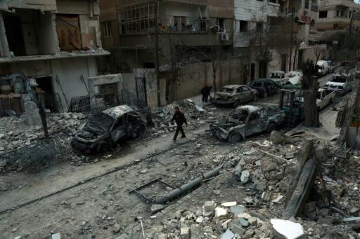 Syrie/Ghouta: plus de 600 civils tués dans la dernière offensive du régime