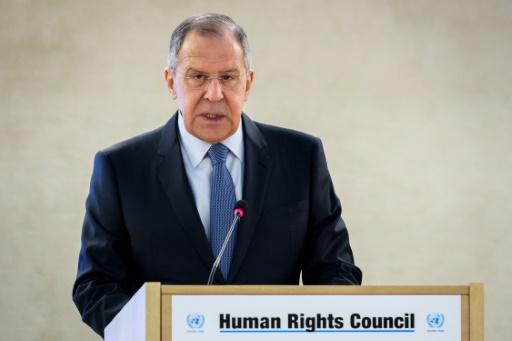 Syrie: Lavrov demande aux rebelles d'