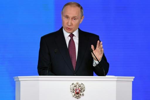 Poutine veut en finir avec la