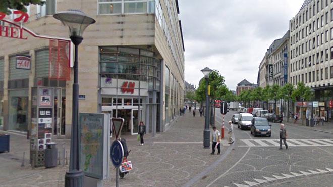 Un récidiviste arrêté au H&M de Liège: en attente de son chômage, il volait à l'étalage pour revendre la marchandise