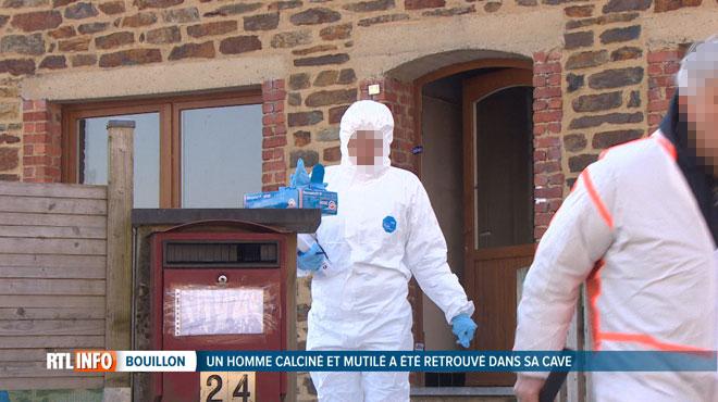 Découverte du cadavre calciné d'un homme de 32 ans dans une cave à LesHayons (Bouillon): trois interpellations