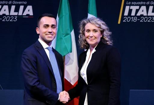 Italie : Le Mouvement 5 Etoiles présente son équipe gouvernementale virtuelle