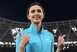 Mondiaux d'athlétisme en salle - Lasitskene sacrée sans surprise à la hauteur chez les dames
