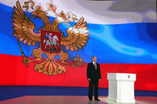 Washington dénonce le discours de Poutine sur ses armes