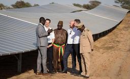 Visite de MM. Michel et De Croo au Sénégal -