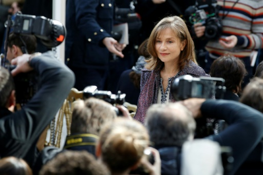 Isabelle Huppert en femme fatale dans