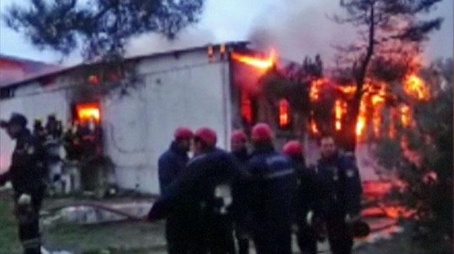 Incendie dans une clinique de réhabilitation pour toxicomanes à Bakou: 24 personnes ont perdu la vie