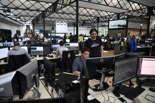 Jeux vidéo: Ubisoft rachète Blue Mammoth Games, créateur de Brawlhalla