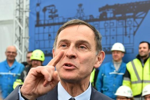 Eolien en mer: STX France s'affirme comme un acteur de premier plan