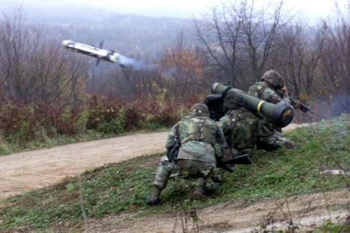 La vente de missiles antichar américains à l'Ukraine permettra