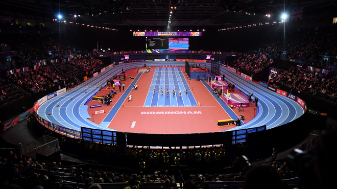 Historique, tous les participants d'un 400 m disqualifiés — Mondiaux d'athlétisme