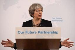 Brexit: aucune des deux parties n'aura exactement ce qu'elle veut, pour May