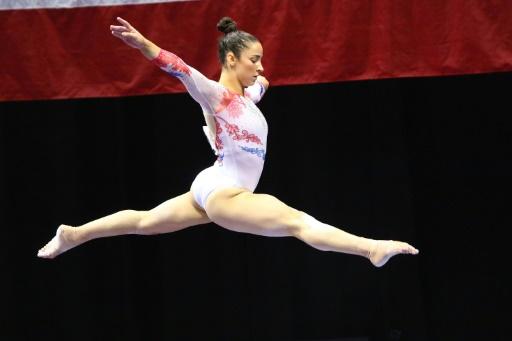 Gymnastique: Aly Raisman attaque le Comité olympique et la Fédération US