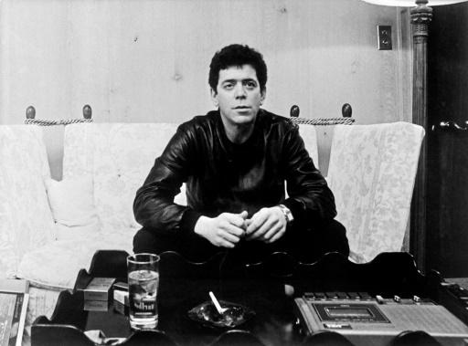Des poèmes de la légende du rock Lou Reed publiés en avril