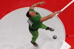 Mondiaux d'athlétisme en salle - Premier titre mondial pour la Hongroise Anita Marton, gagnante du poids
