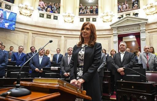 L'ex-présidente argentine Kirchner sera jugée pour corruption