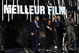 César 2018 - Sacré  meilleur film,