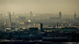 La situation météorologique défavorable à la dispersion des polluants