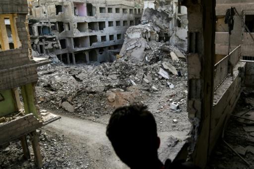 Syrie: le régime avance dans la Ghouta, violents combats avec les rebelles