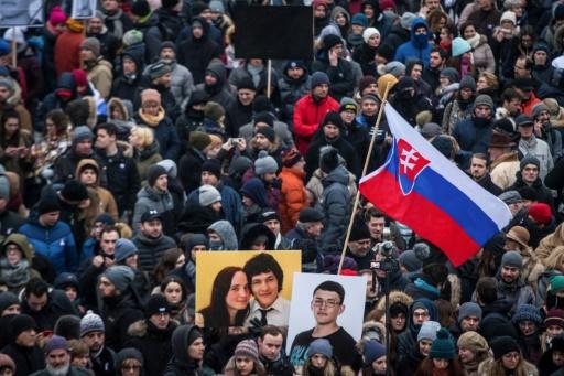Meurtre d'un journaliste en Slovaquie: libération des 7 Italiens interpellés