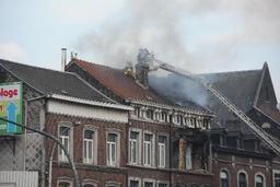 Explosion à Liège - Le bâtiment sera démoli; 15 personnes doivent être relogées