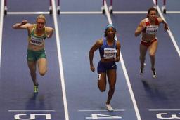 Mondiaux d'athlétisme en salle - Kendra Harrison s'offre le 60m haies dames