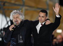L'Italie vote dans l'incertitude entre poussée de la droite et montée des populismes