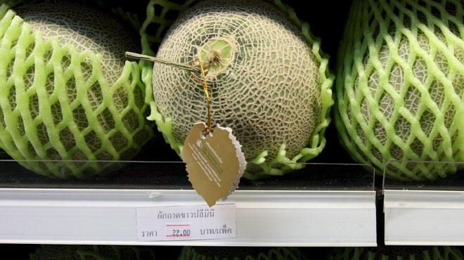 Melon infecté: trois personnes décèdent après avoir été contaminées par la bactérie Listeria