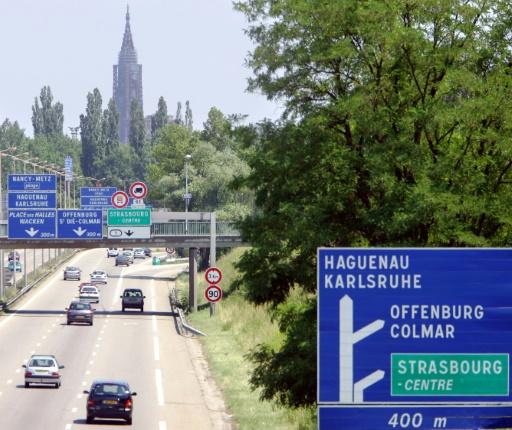 Pollution: mesures d'urgence en Alsace, Moselle et Meurthe-et-Moselle