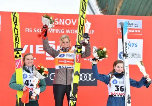 Saut à skis: Lundby gagne à Rasnov et remporte la Coupe du monde