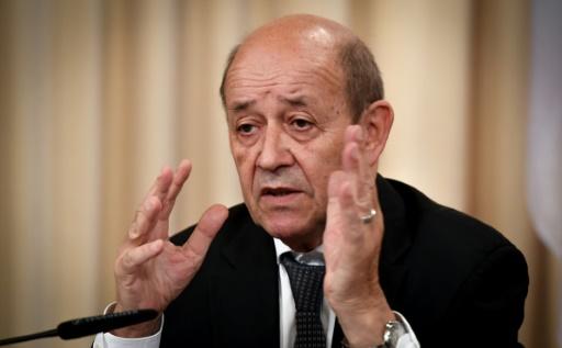 Le chef de la diplomatie française à Téhéran pour un