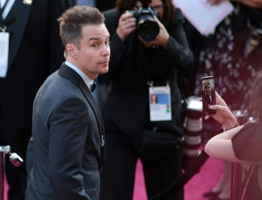 Sam Rockwell remporte l'Oscar du meilleur 2nd rôle masculin pour