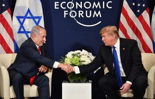 Netanyahu à Washington pour rencontrer son