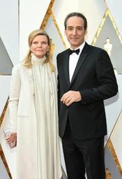 Oscars 2018 - Le compositeur français Alexandre Desplat couronné pour la musique de