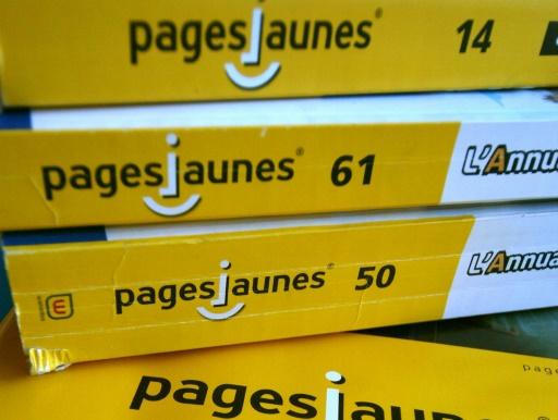 Les annuaires Pages Jaunes pourraient disparaître d'ici 2020