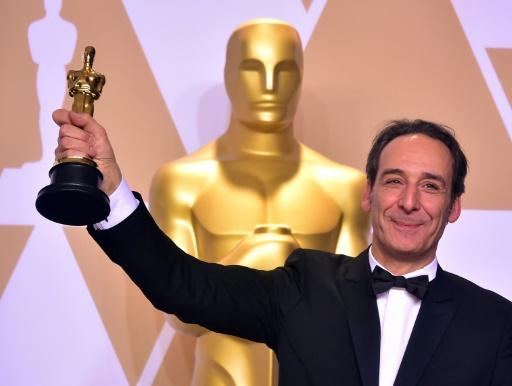 Un deuxième Oscar pour Alexandre Desplat, roi des musiques hollywoodiennes