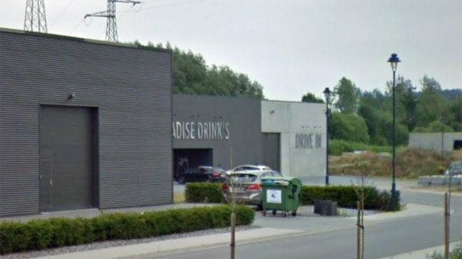 Jodoigne: ils dévalisent un 'drink center' de nuit et s'enfuient dans la camionnette du magasin