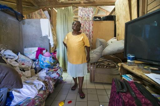 A Saint-Martin, des sinistrés d'Irma entre fatalité et reconstruction précaire