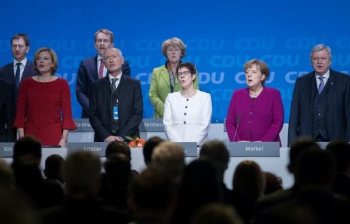 Polémique sur le prétendu sexisme de l'hymne allemand