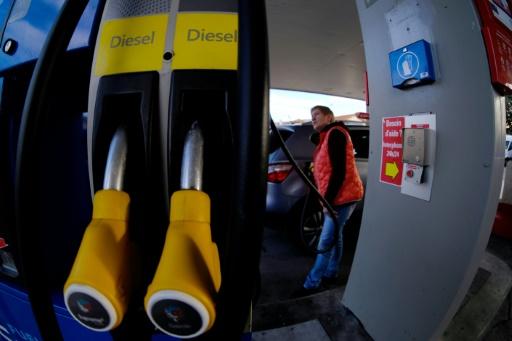 France: les prix des carburants augmentent, surtout le gazole